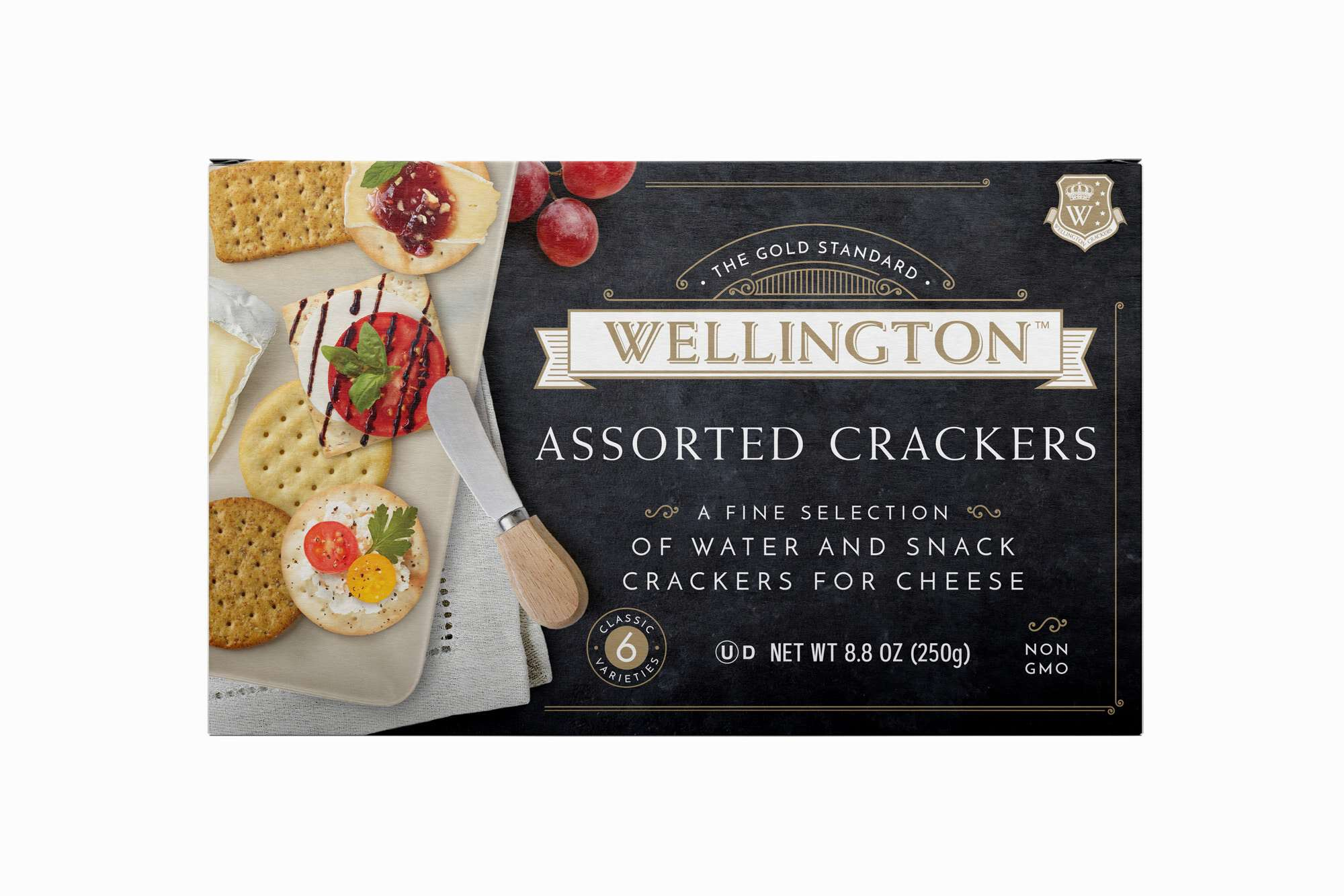ABC Cracker Assortment