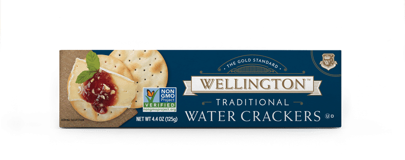 Traditional Water Crackers