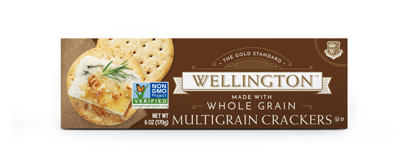 Whole Grain Multigrain Crackers