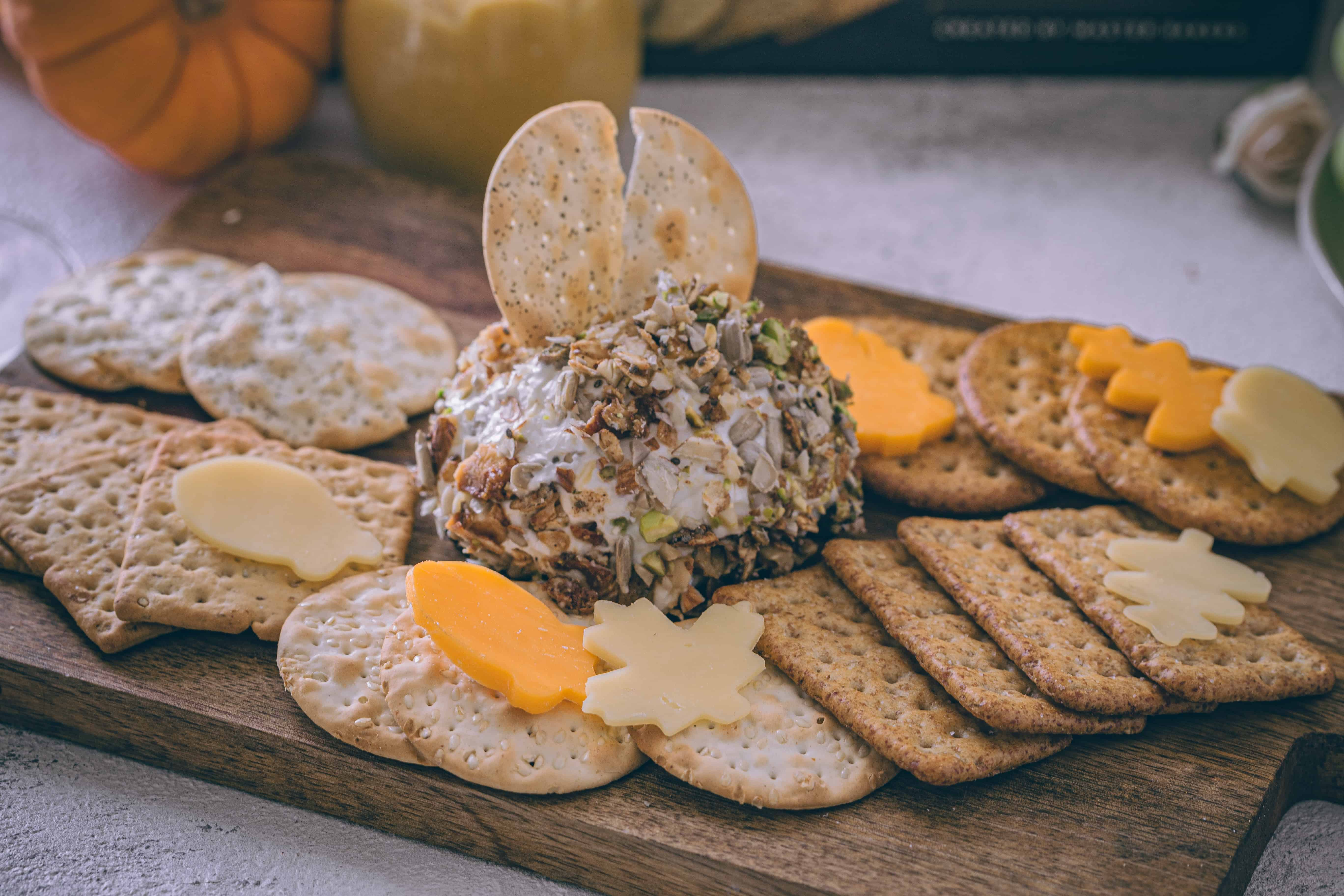 Harvest Cheese Ball