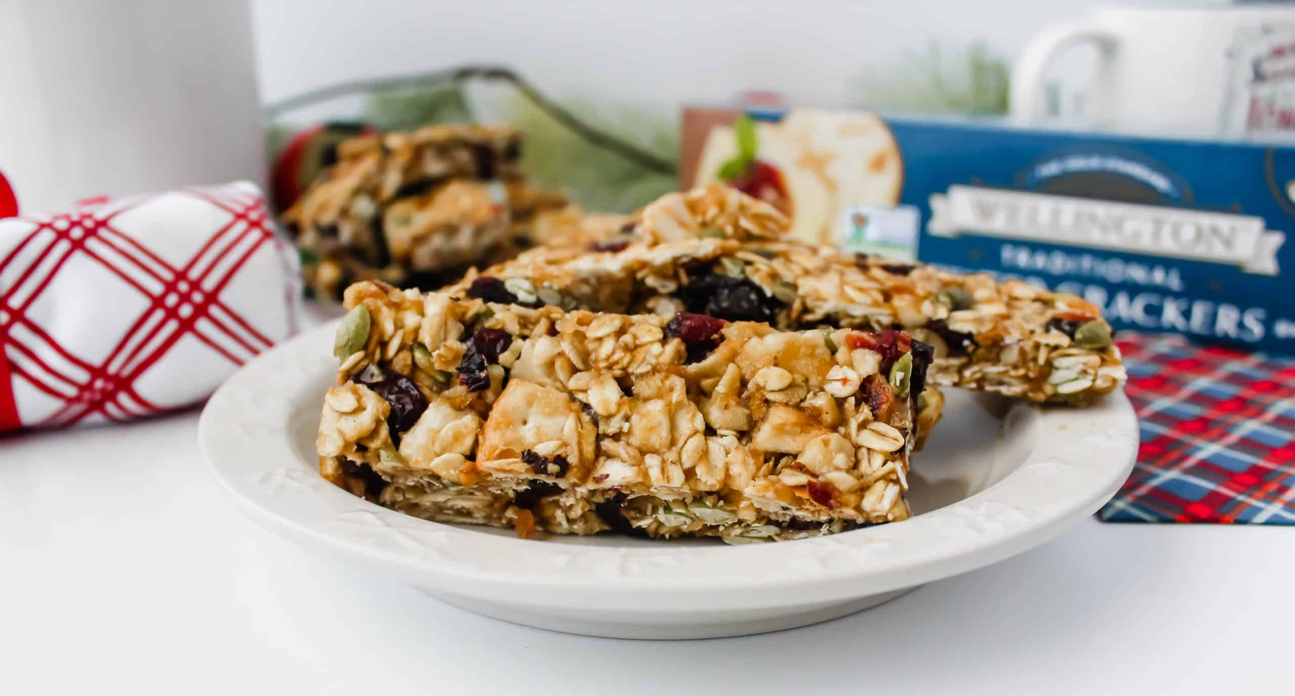 Winter Granola Bars