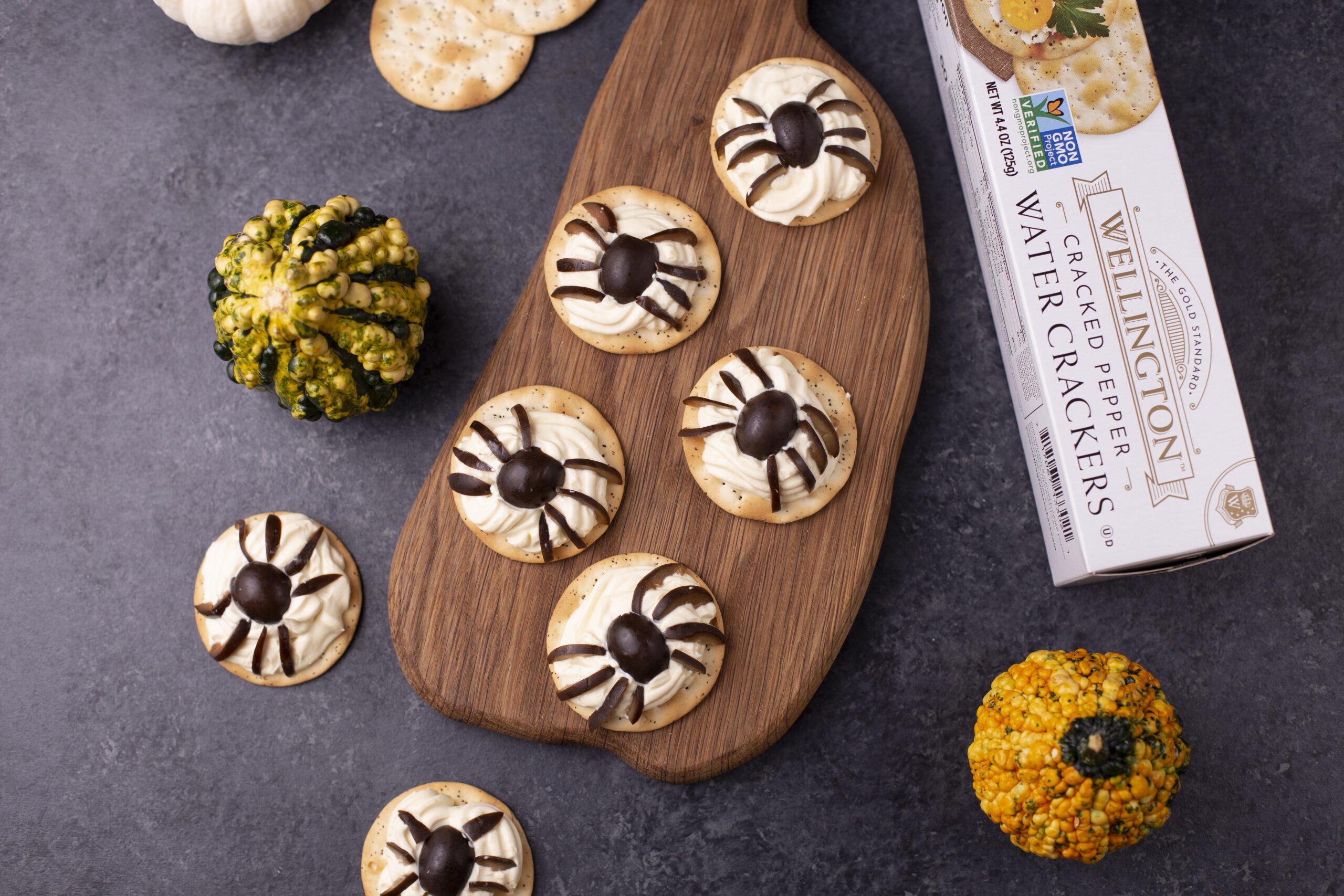 Halloween Spider Bites