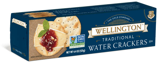 Traditional Water Crackers>
